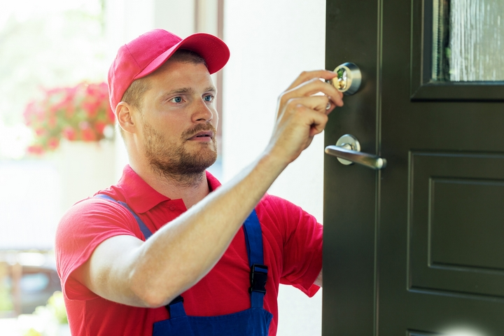Four Reasons to Call a Locksmith